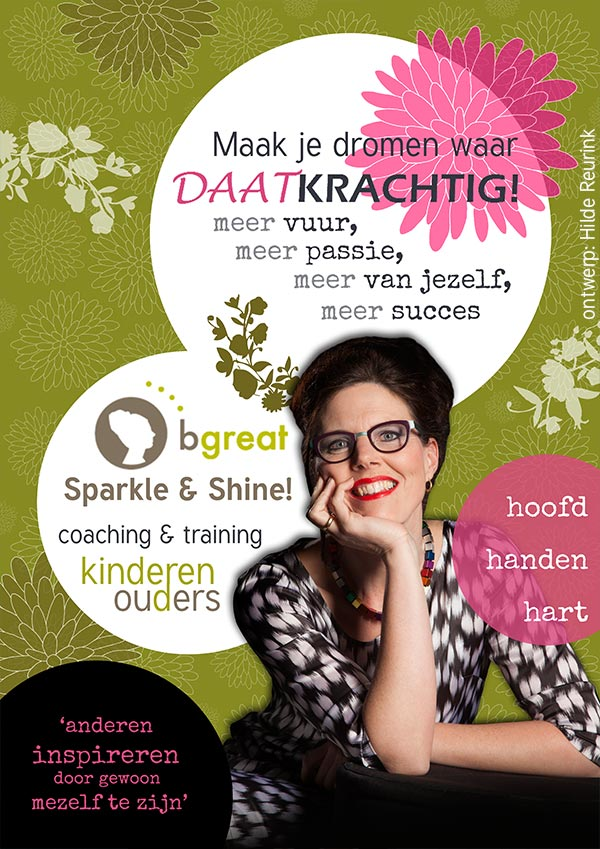 promotie poster Business Mom of the Year 2014